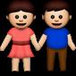 Emoji quiz ni o y una ni a cogidos de la mano ni o chica beb bola 12 cartas tv respuestas - Twee meisjes en een jongen ...